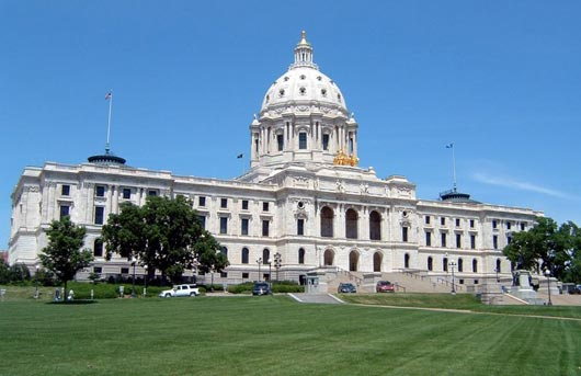 St. Paul State Capitol Building